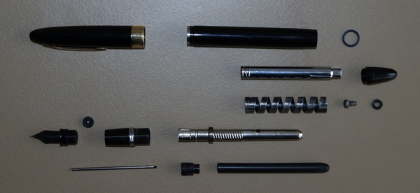 Sheaffer Snorkel parts